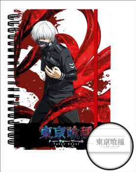 Tokyo Ghoul - Ken jegyzetfüzet