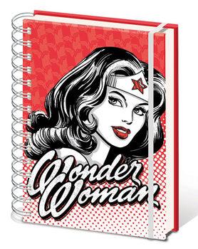 Wonder Woman Jegyzetfüzet