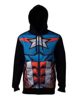 Jersey Avengers - Captain America