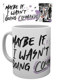 Csésze Jóbarátok - Commando