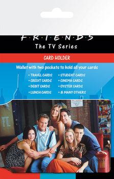 JÓBARÁTOK - FRIENDS - cast kártyatartó