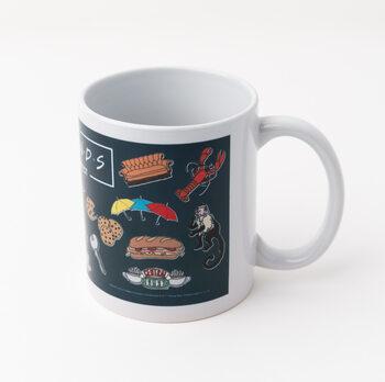 Csésze Jóbarátok - Puzzle