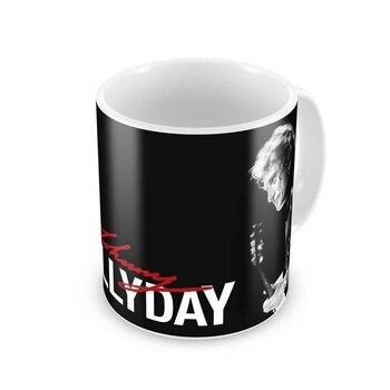 Becher Johnny Hallyday
