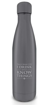 Botella Juego de Tronos - I Drink And I Know Things
