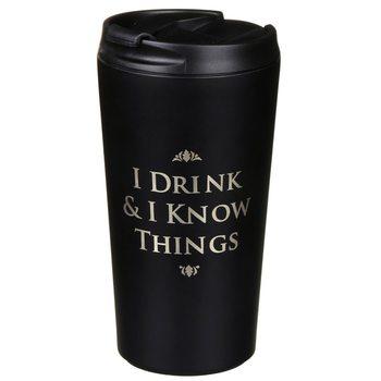 Taza De Viaje Juego de Tronos - I Drink