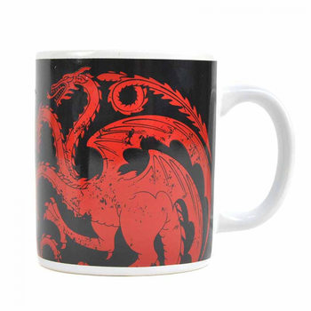 Taza Juego de Tronos - Targaryen
