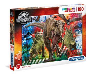 Puzle Jurassic Park IV: Jurassic World - Danger!
