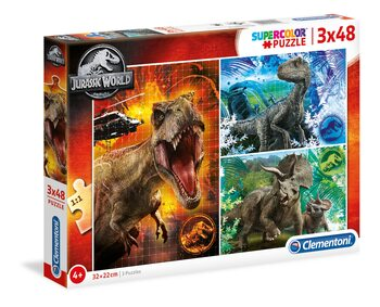 Puzzle Jurassic Park IV: Jurassic World