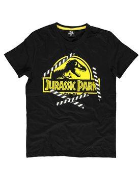 T-Shirt Jurassic Park - Logo