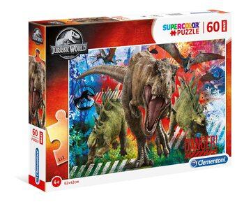 Puzzle Jurassic World - Danger