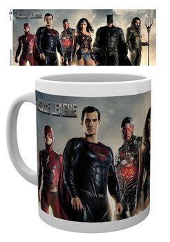 Căni Justice League - Characters