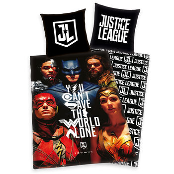 Lenjerie de pat Justice League
