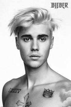 Αφίσα  Justin Bieber - Pinup (Bravado)