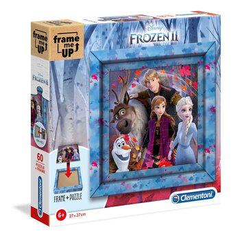 Puzzle Ľadové kráľovstvo 2 - Frame Me Up