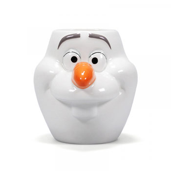 Hrnčeky Ľadové kráľovstvo 2 - Olaf