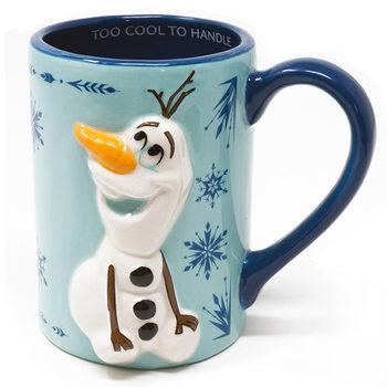 Hrnčeky Ľadové kráľovstvo 2 - Olaf Snowflakes