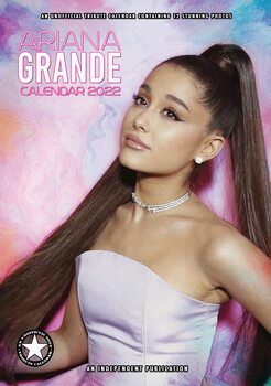 Kalendár 2022 Ariana Grande