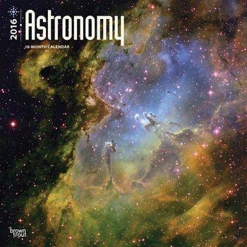 Kalendář 2021 Astronomie