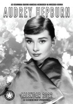 Kalendář 2022 Audrey Hepburn