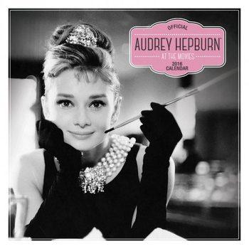 Kalendár 2022 Audrey Hepburn
