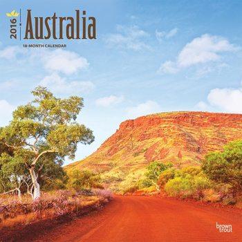 Kalendář 2021 Austrálie