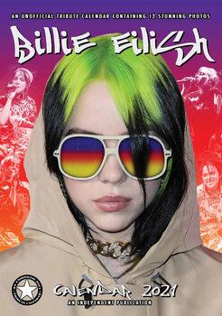 Kalendár 2021 Billie Eilish