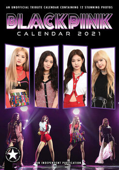 Kalendář 2021 Blackpink