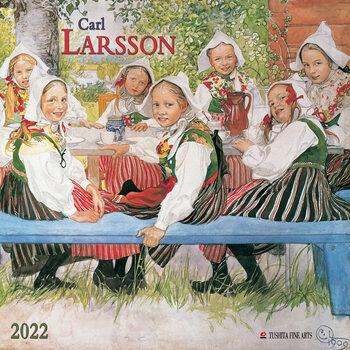 Kalendár 2022 Carl Larsson