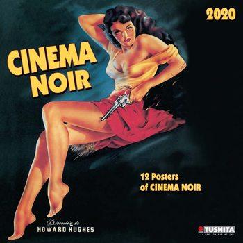 Kalendár 2021 Cinema Noir