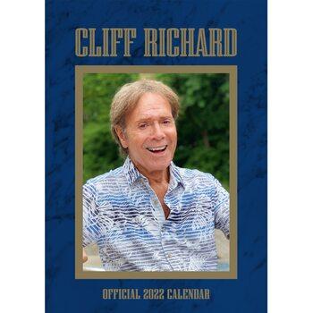 Kalendár 2022 Cliff Richard