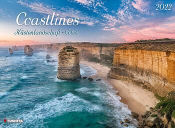 Kalendár 2022 Coastlines