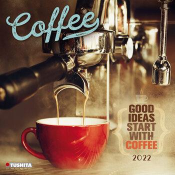 Kalendár 2022 Coffee