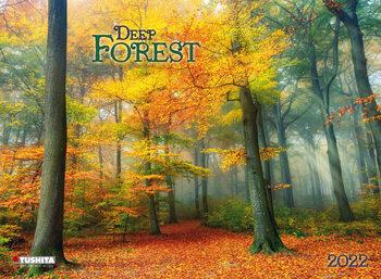 Kalendár 2022 Deep Forest