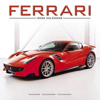 Kalendár 2022 Ferrari