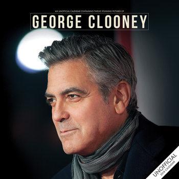 Kalendár 2022 George Clooney