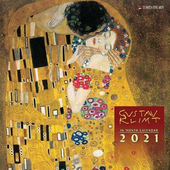Kalendár 2021 Gustav Klimt - Women