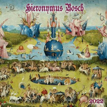Kalendár 2022 Hieronymus Bosch