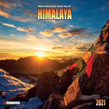 Kalendář 2021 Himaláje
