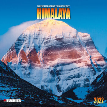 Kalendár 2022 Himalaya