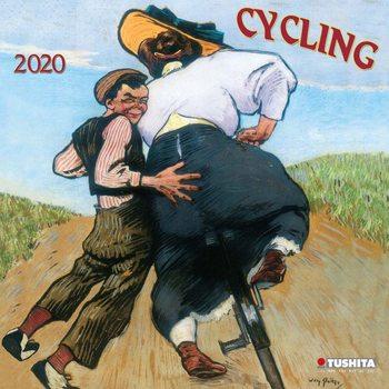 Kalendár 2021 Hystória cyklistiky