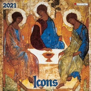 Kalendár 2021 Icons