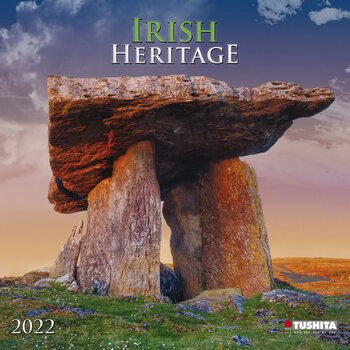 Kalendár 2022 Irish Heritage
