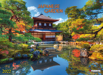Kalendár 2022 Japanese Garden