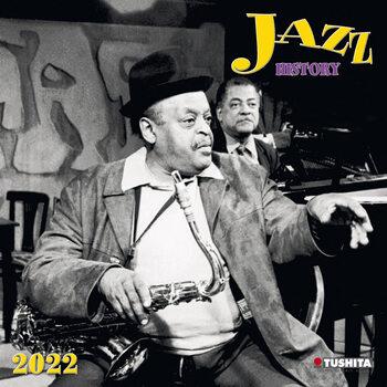 Kalendár 2022 Jazz History