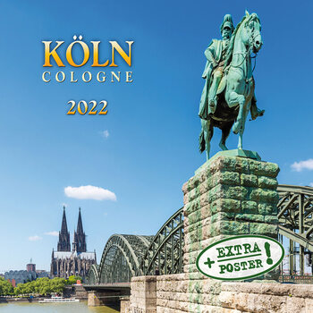 Kalendár 2022 Köln