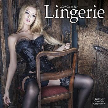 Kalendár 2021 Lingerie