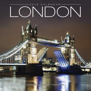 Kalendář 2021 Londýn