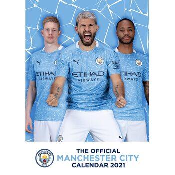 Kalendář 2021 Manchester City