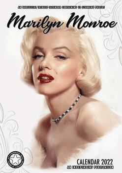 Kalendár 2022 Marilyn Monroe