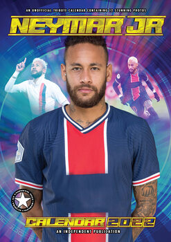 Kalendář 2022 Neymar